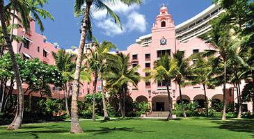 Royal Hawaiian Grounds